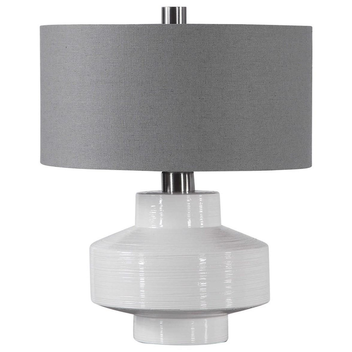 Table Lamps Crosby Mid-Century Table Lamp by Uttermost at Mueller Furniture