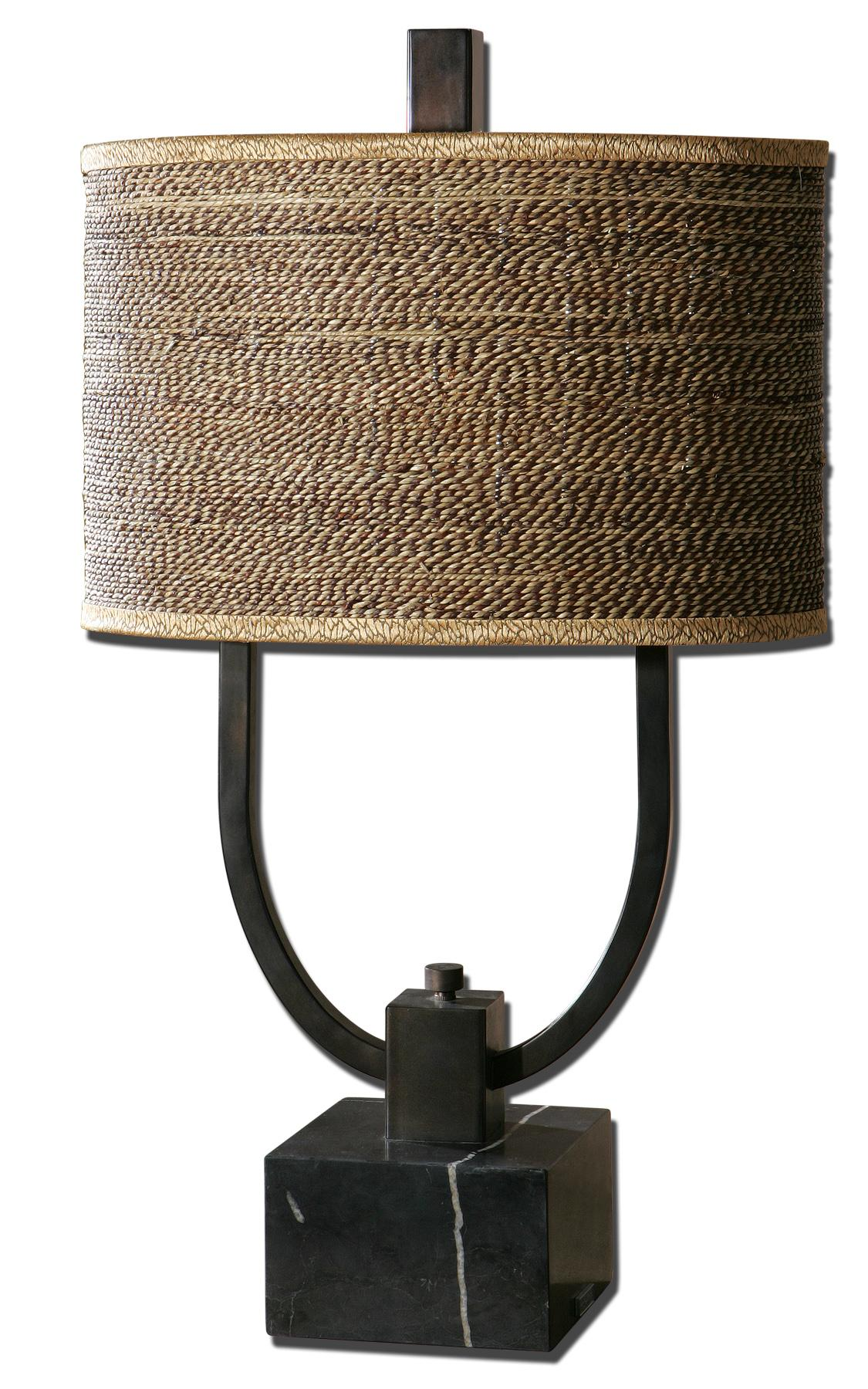 Table Lamps Stabina by Uttermost at Mueller Furniture