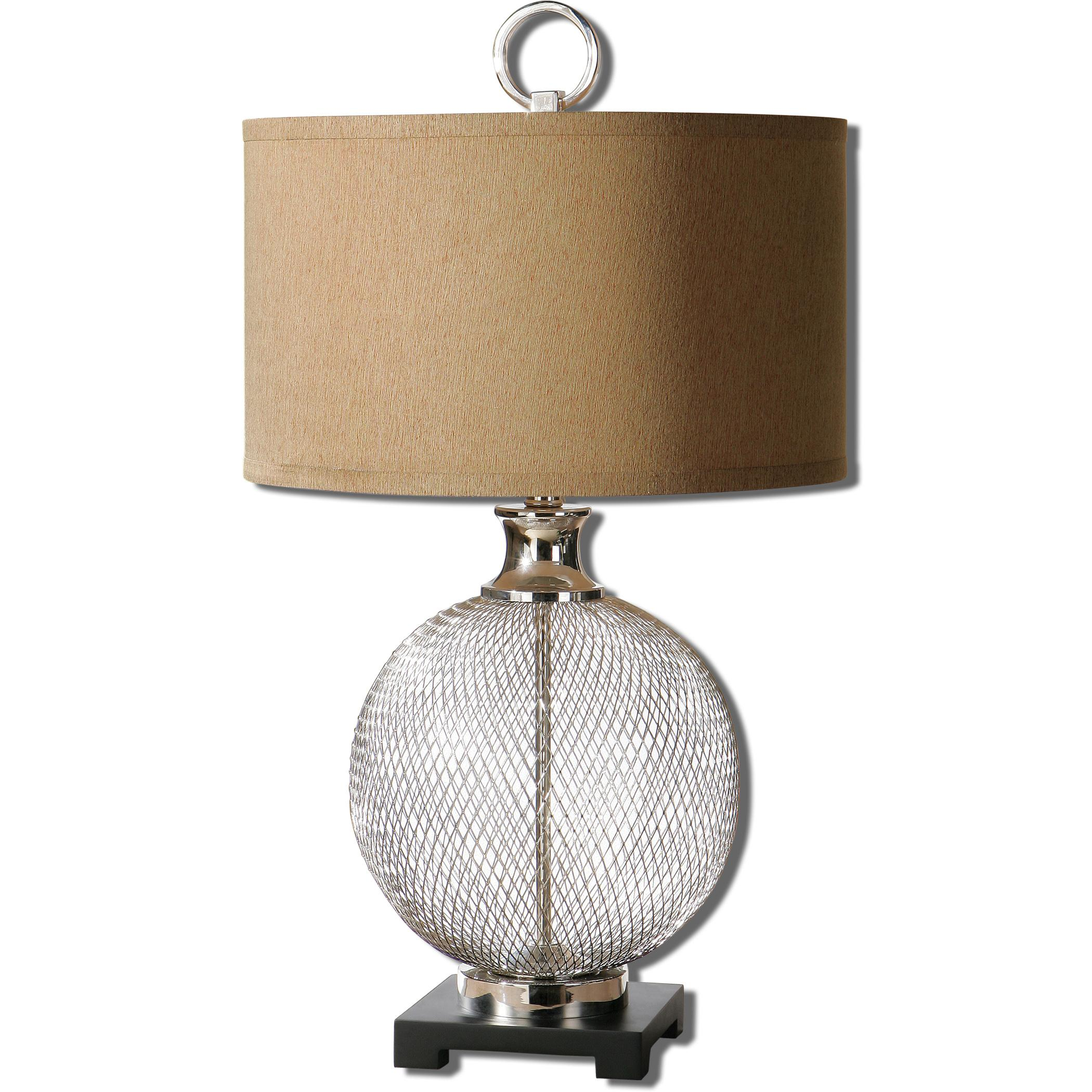 Accent Lamps Catalan Metal Accent Lamp by Uttermost at Upper Room Home Furnishings