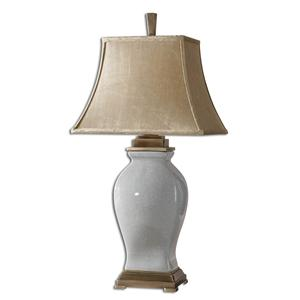 Uttermost Table Lamps Rory Blue Table