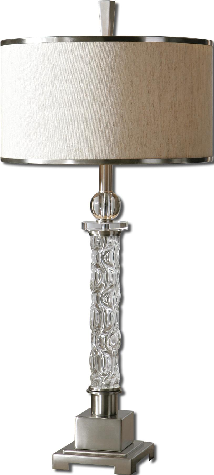 Table Lamps Campania by Uttermost at Mueller Furniture