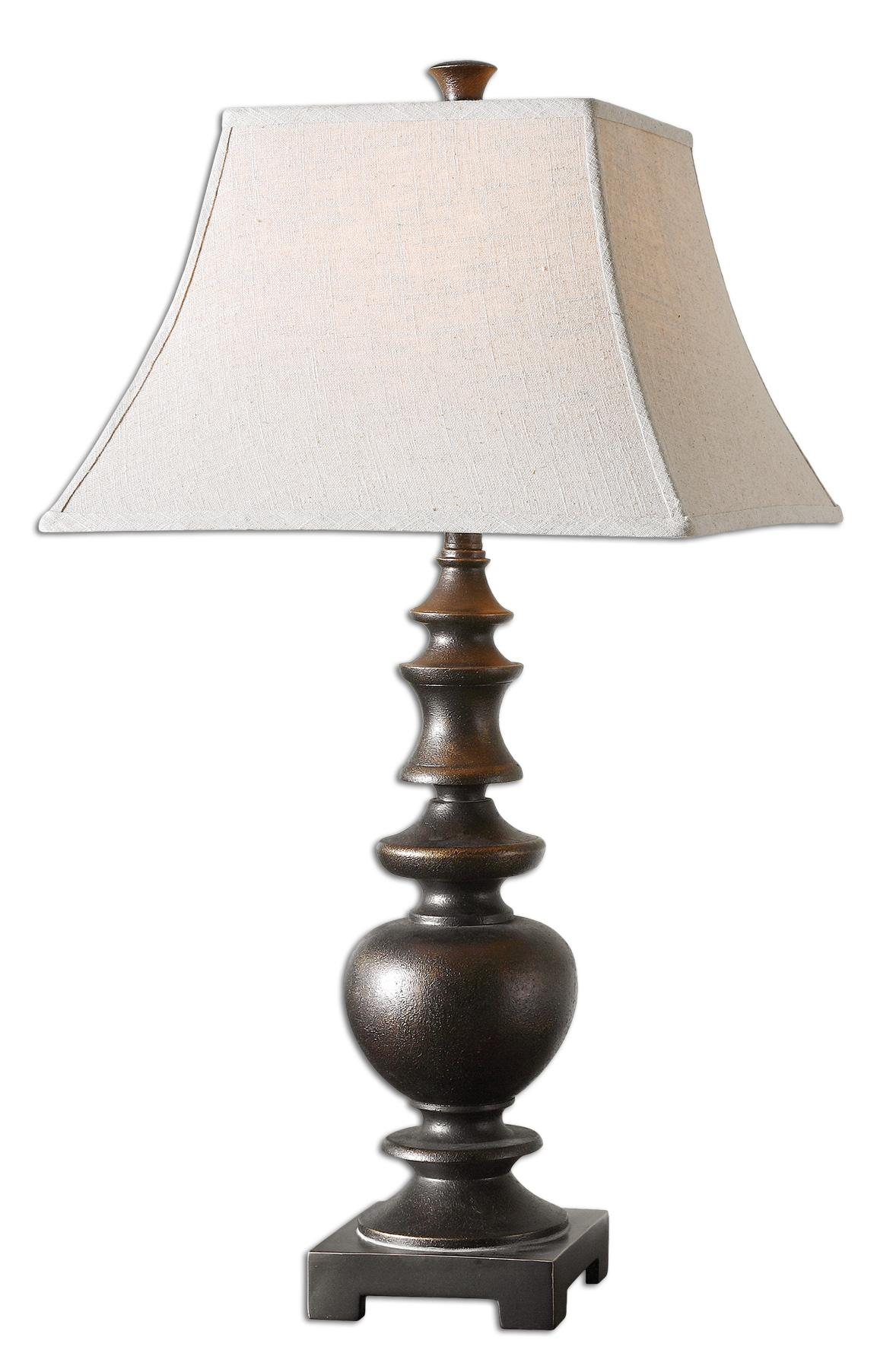 Table Lamps Verrone by Uttermost at Pedigo Furniture