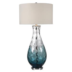Uttermost Lamps Vescovato Water Glass Lamp