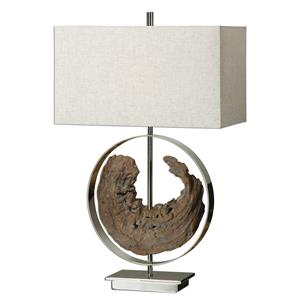 Uttermost Table Lamps Ambler Driftwood Lamp