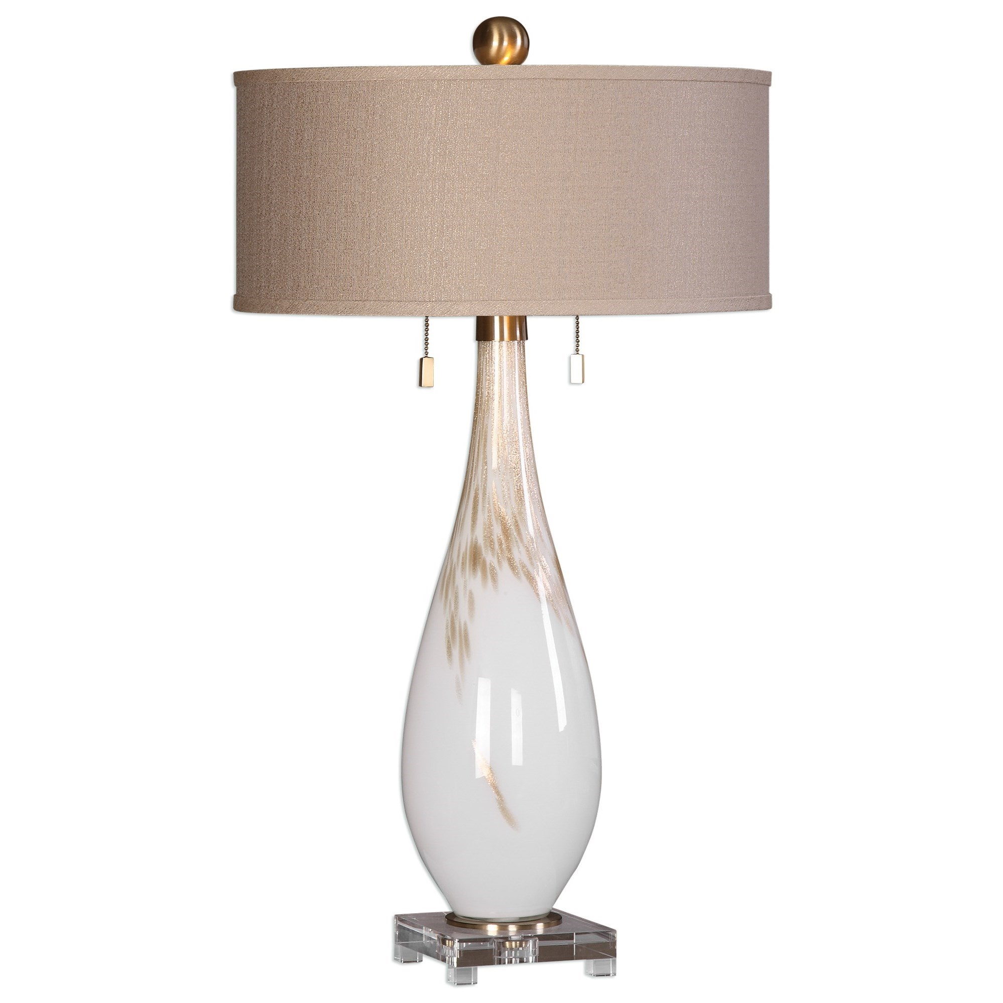 Table Lamps Cardoni Table Lamp by Uttermost at Lucas Furniture & Mattress