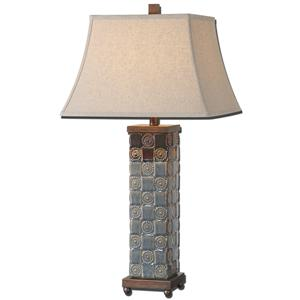 Uttermost Table Lamps Mincio