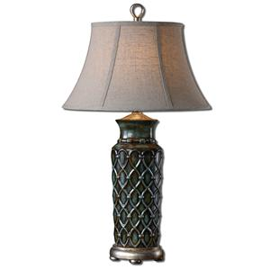 Uttermost Table Lamps Valenza