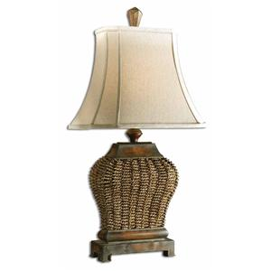 Uttermost Lamps Augustine Table