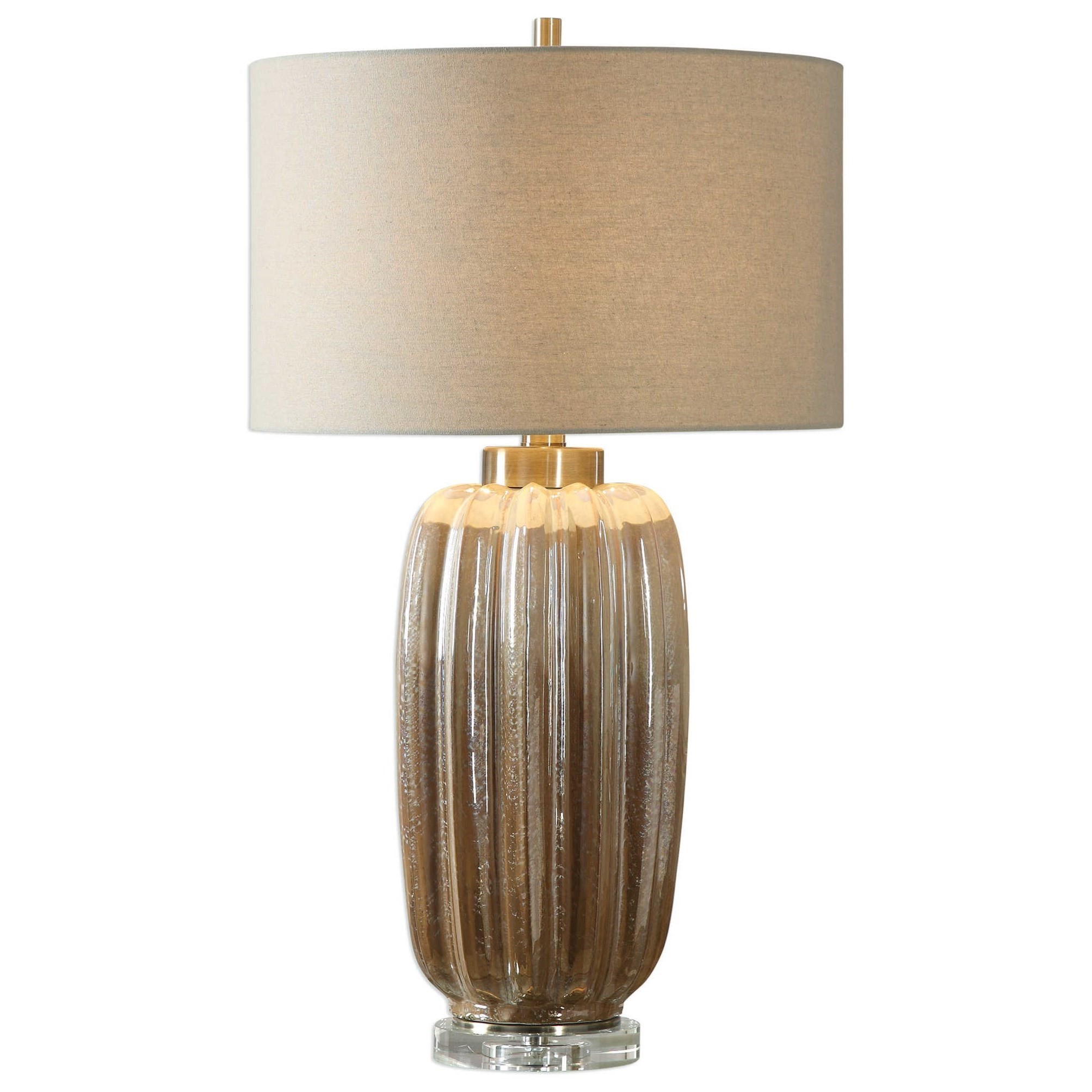 Table Lamps Gistova Gold Table Lamp by Uttermost at Del Sol Furniture