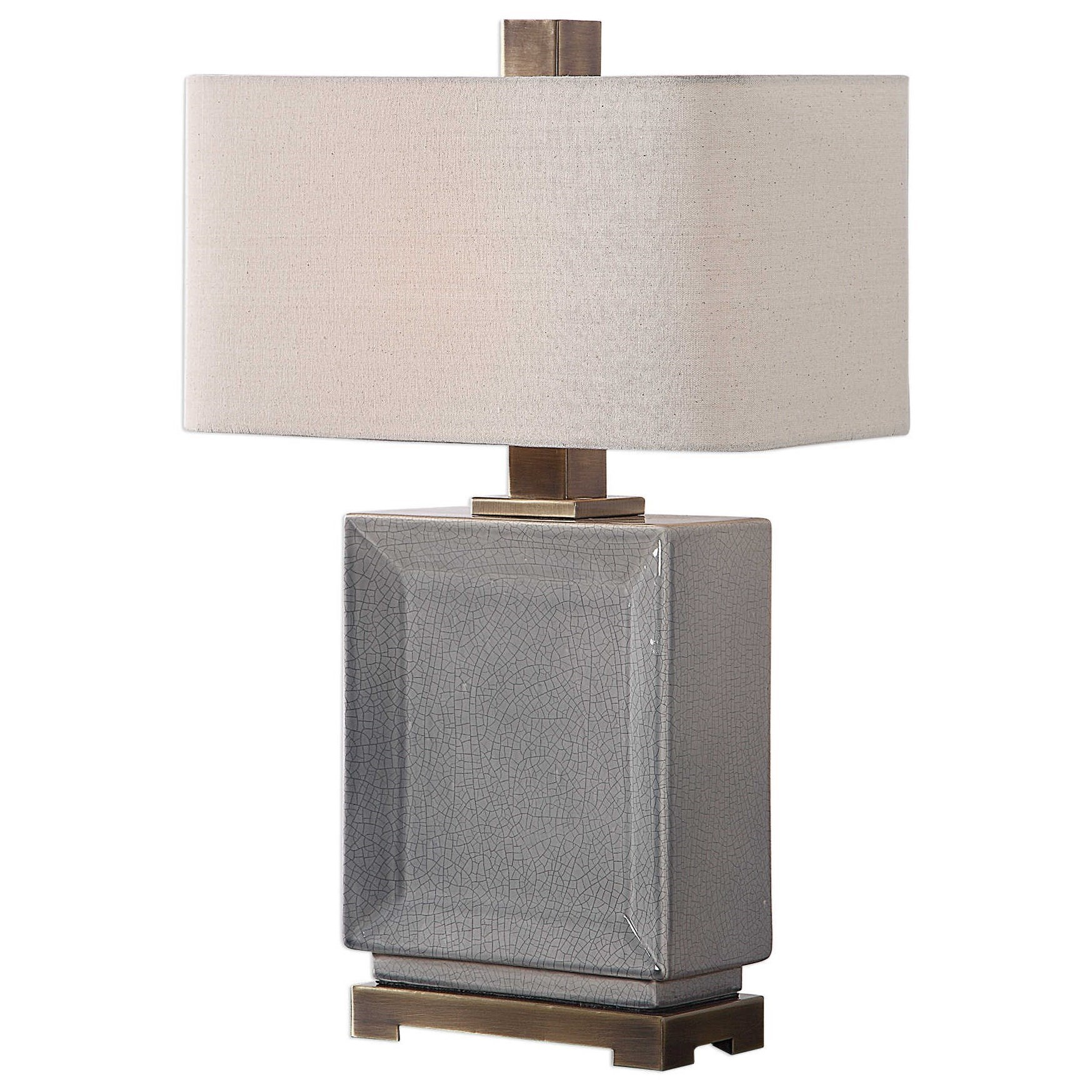 Table Lamps Abbot Table Lamp by Uttermost at Mueller Furniture