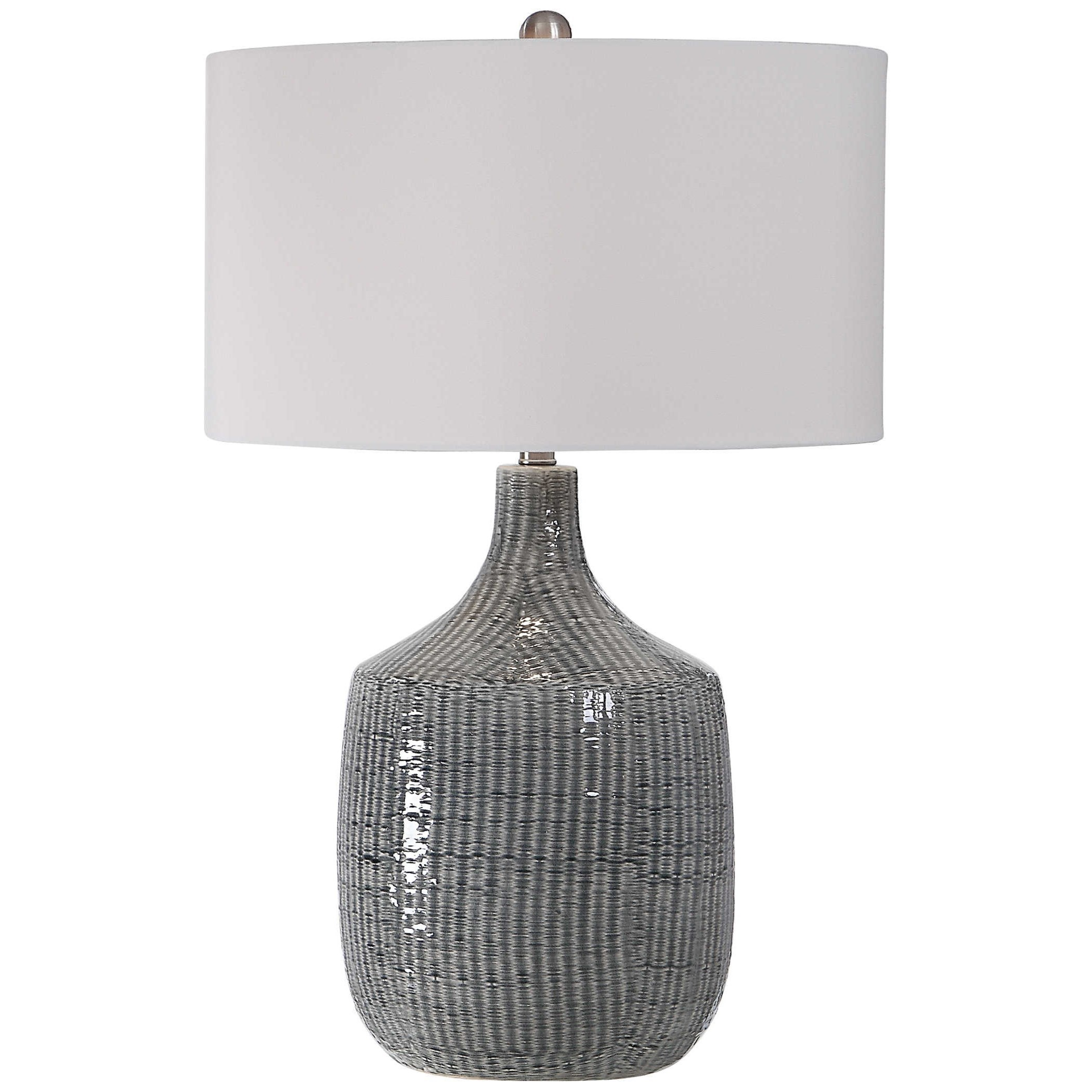 Table Lamps Felipe Table Lamp by Uttermost at Miller Waldrop Furniture and Decor