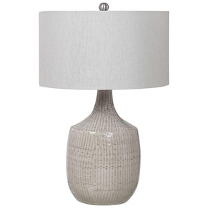 Felipe Gray Table Lamp