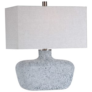 Matisse Textured Glass Table Lamp