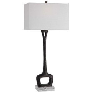 Darbie Iron Table Lamp