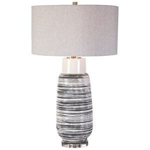 Magellan Ivory Table Lamp