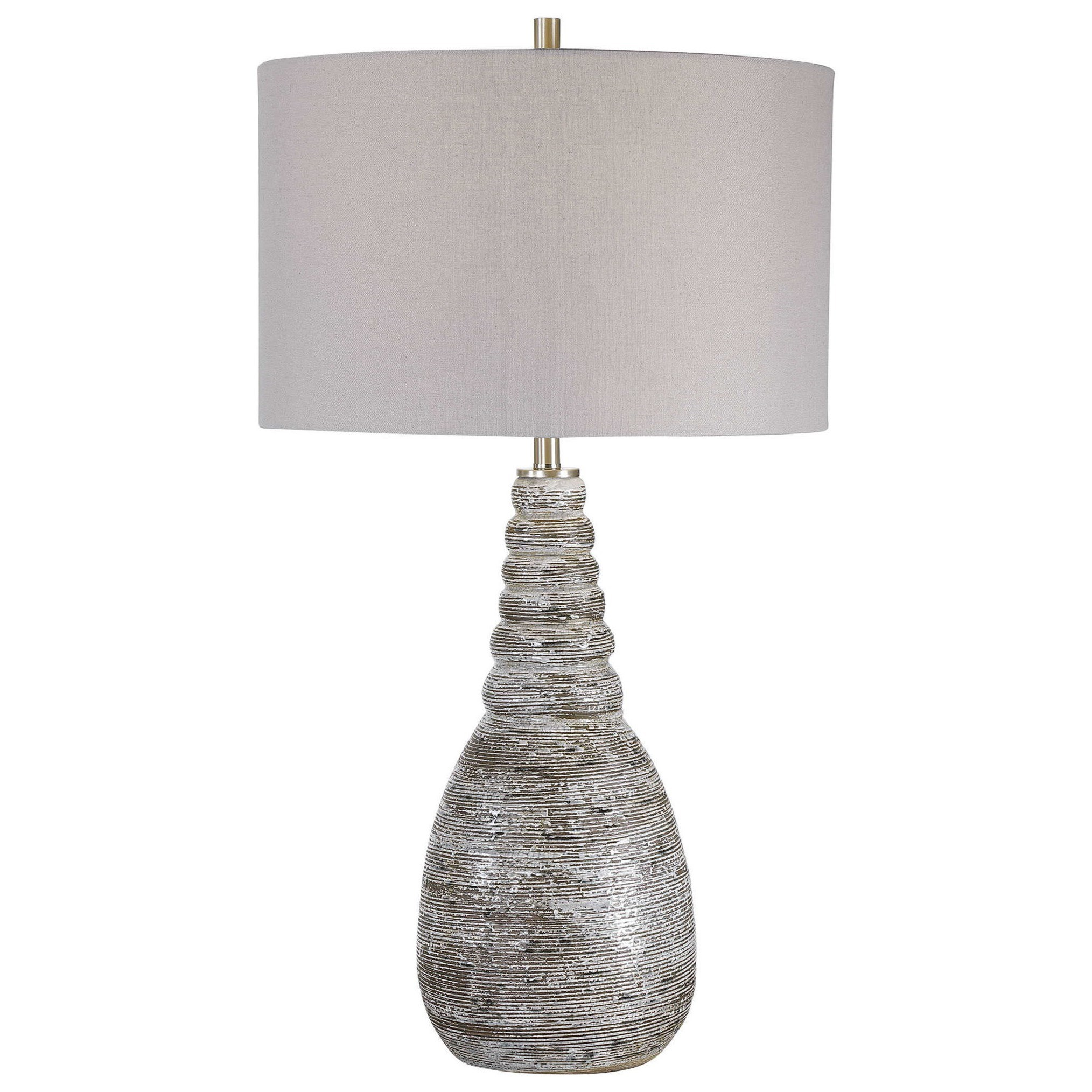 Table Lamps Rust Brown Table Lamp by Uttermost at Mueller Furniture
