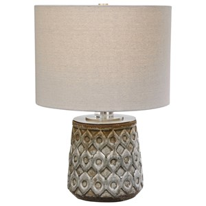 Old World Table Lamp