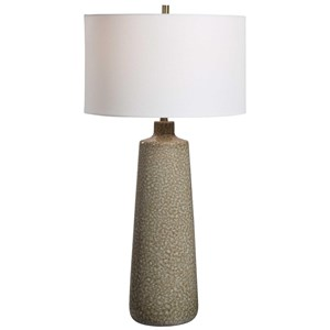 Linnie Sage Green Table Lamp