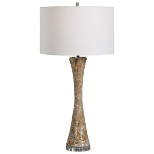 Limerick Rust Table Lamp