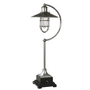 Toledo Industrial Lamp