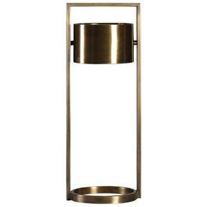 Ilario Suspended Drum Shade Lamp