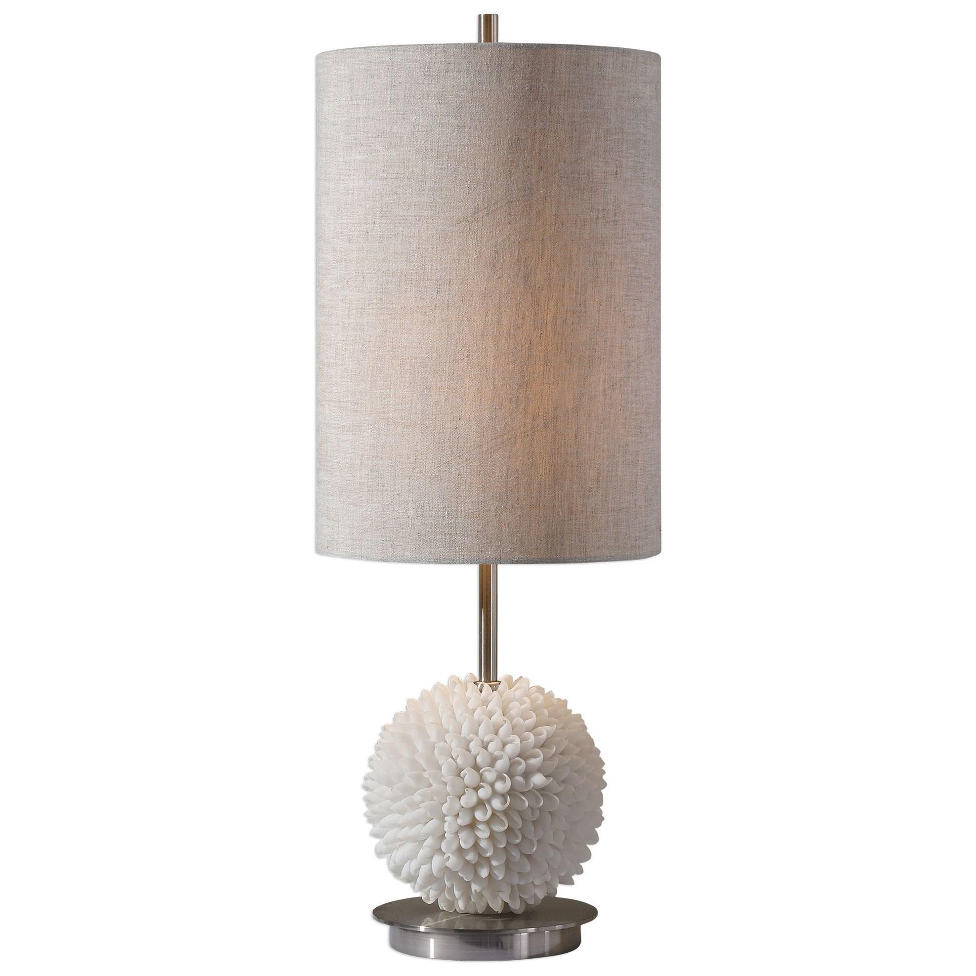 Buffet Lamps Cascara Sea Shells Lamp by Uttermost at Suburban Furniture