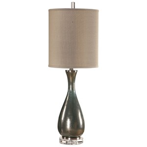 Meara Metallic Bronze Lamp