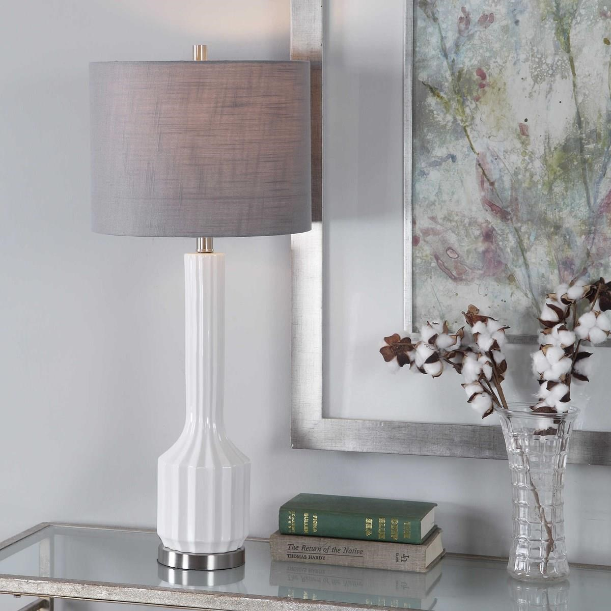 Table Lamps KHLOE TABLE LAMP by Unique at Walker's Furniture