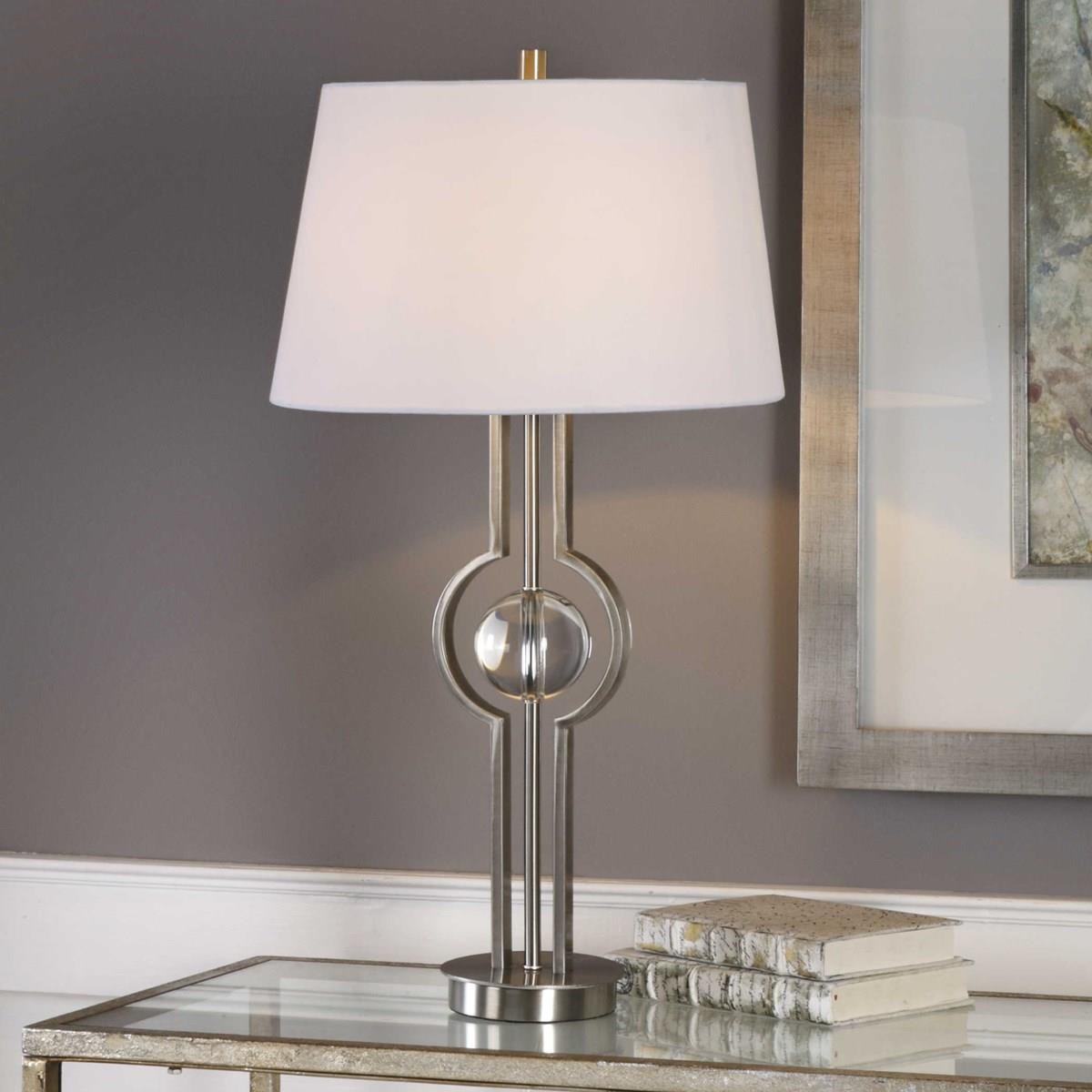 Table Lamps JULIA TABLE LAMP by Unique at Walker's Furniture