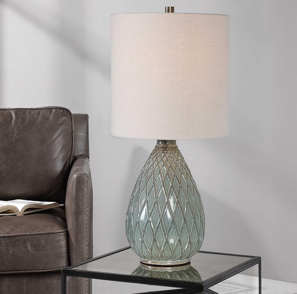 Table Lamps HARMONY TABLE LAMP by Unique at Walker's Furniture