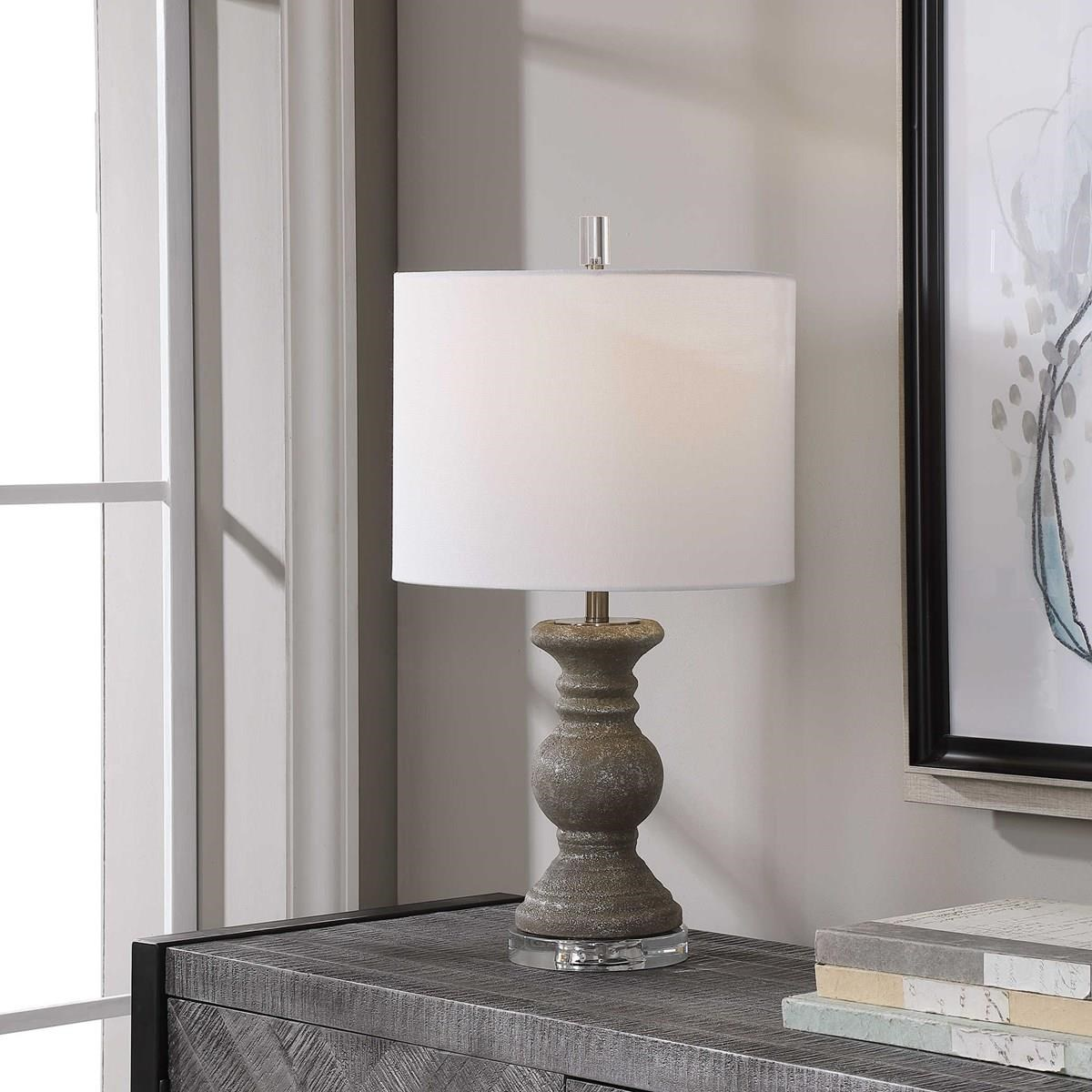 Table Lamps JORDYN TABLE LAMP by Unique at Walker's Furniture