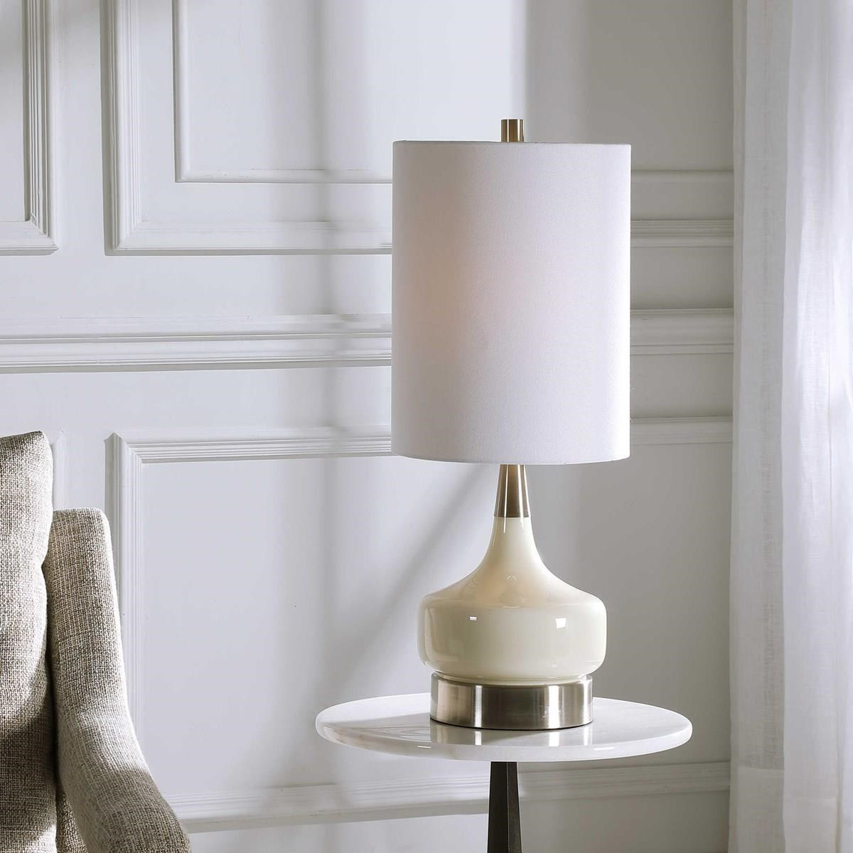 Table Lamps MORGAN TABLE LAMP by Unique at Walker's Furniture