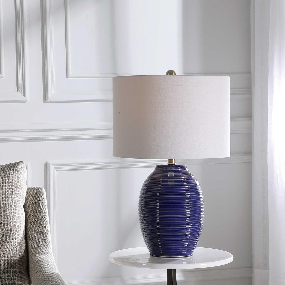 Table Lamps JULIETTE TABLE LAMP by Unique at Walker's Furniture