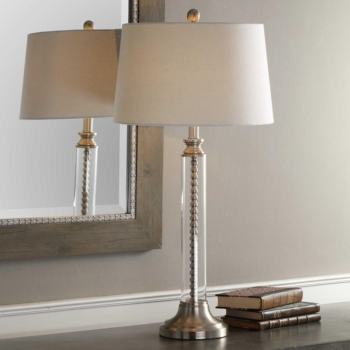 Table Lamps ATHENA TABLE LAMP by Unique at Walker's Furniture
