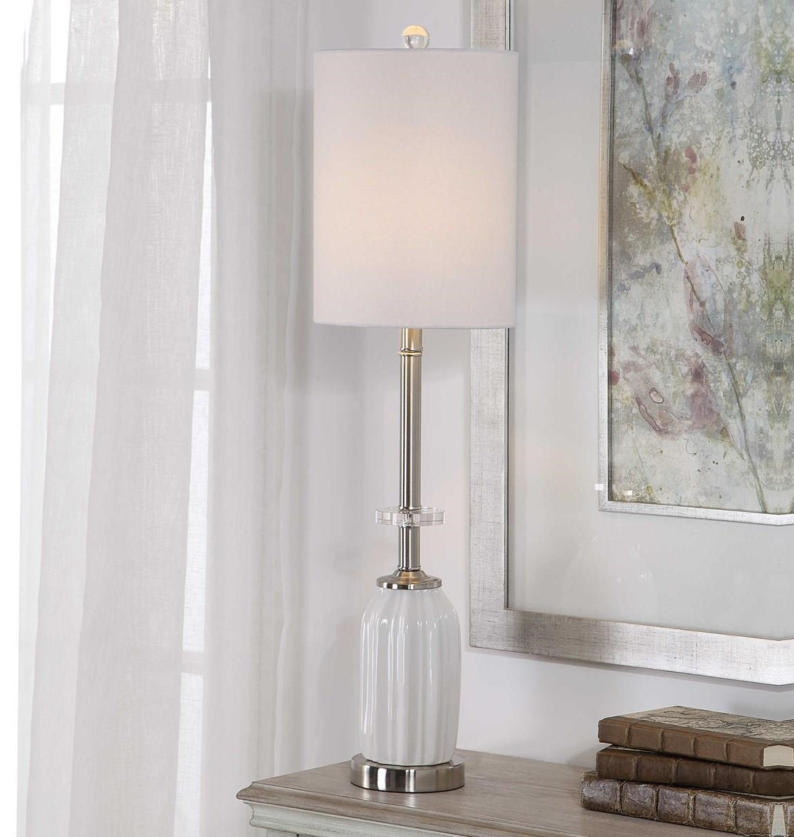 Table Lamps XIMENA TABLE LAMP by Unique at Walker's Furniture