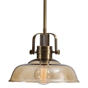 Kinnard 1 Light Industrial Pendant