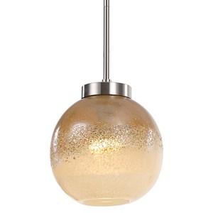 Melissa Golden Amber 1 Light Pendant