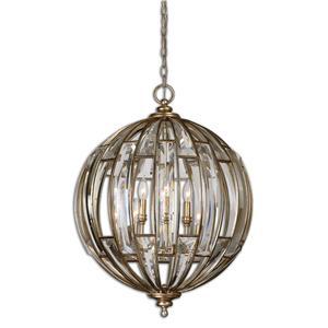 Uttermost Vicentina 6 Light Sphere Pendant