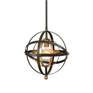 Rondure 1 Light Sphere Mini Pendant