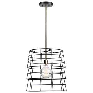 Grader 1 Light Cage Pendant
