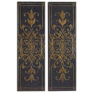 Melani Decorative Panels S/2