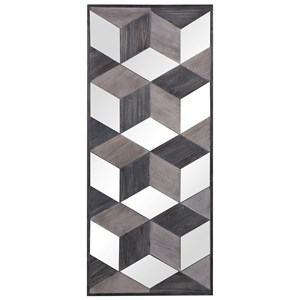Ambie Mirrored Wall Decor