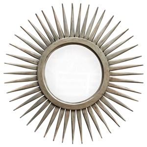 Alia Starburst Mirror
