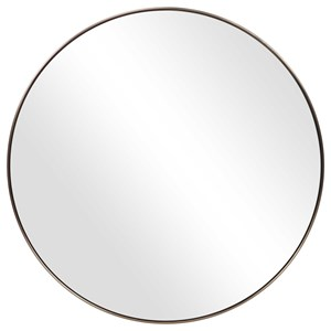 Coulson Modern Round Mirror