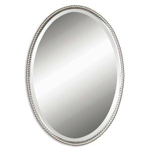 Uttermost Mirrors Sherise Oval Mirror