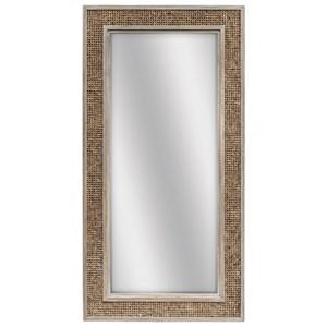 Cameron Woven Frame Mirror