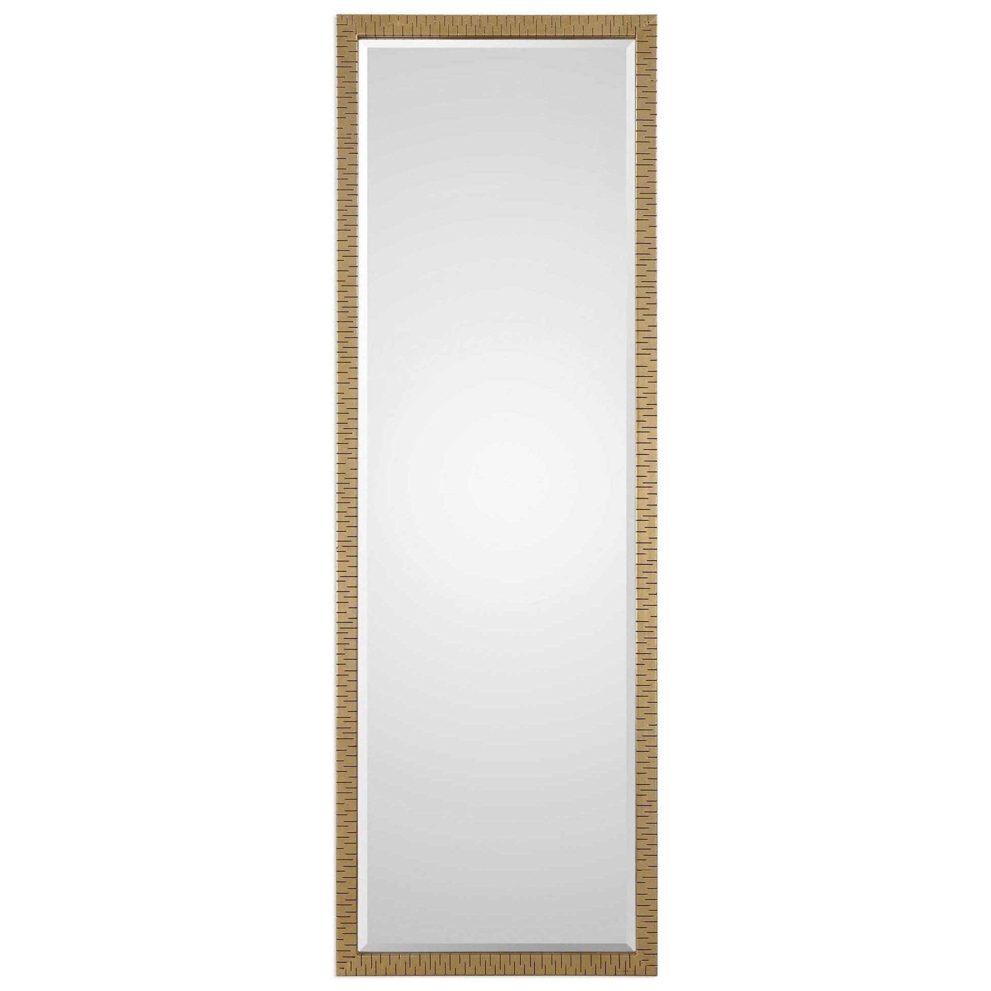 Mirrors Vilmos Metallic Gold Mirror by Uttermost at Wayside Furniture