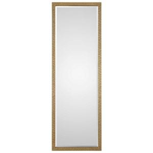 Vilmos Metallic Gold Mirror