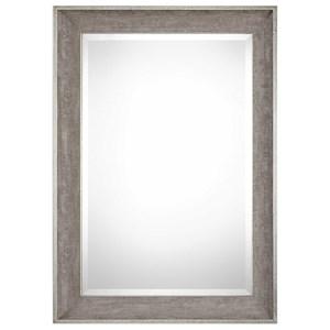 Corrado Textured Gray Mirror