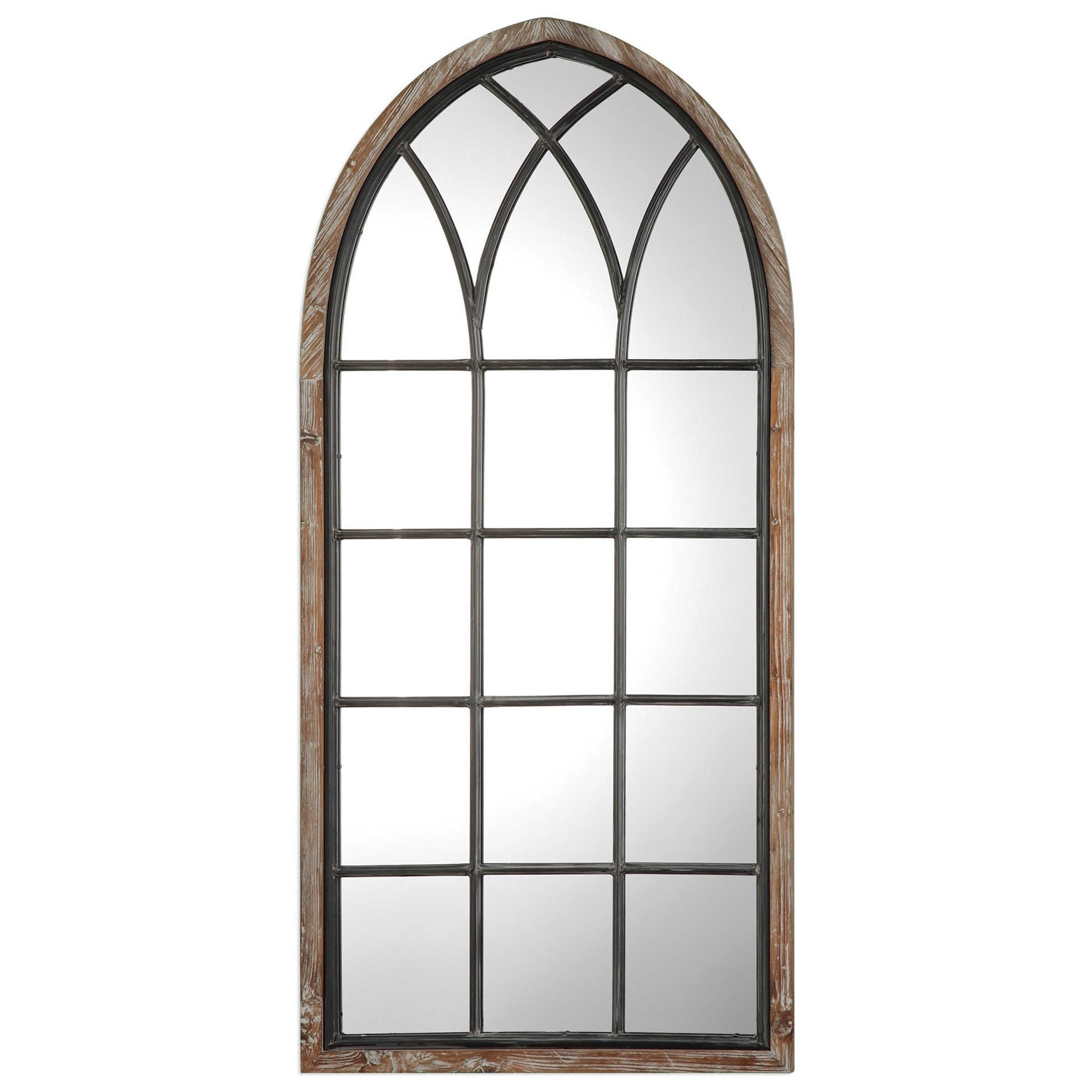 Arched Mirrors Montone Arched Mirror by Uttermost at Miller Waldrop Furniture and Decor